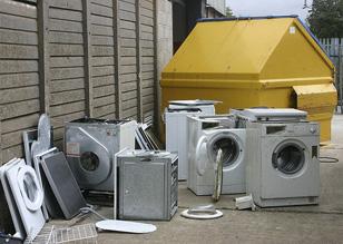 Забрать старую стиральную машину