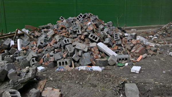 Виды строительного мусора